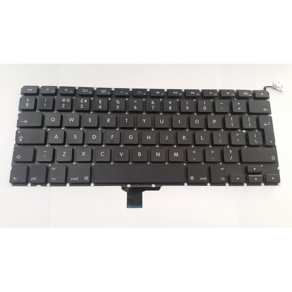Tastatura laptop noua Apple Macbook Pro Unibody A1278 MB467 13.3'' Black UK
